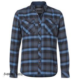 Pánská košile modrá  9adfe2b253