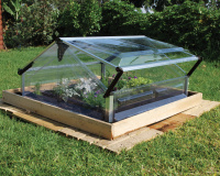 COLD FRAME Double deluxe