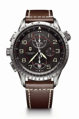 AirBoss Mechanical Chronograph Mach 9