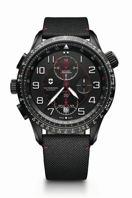 AirBoss Mechanical Chronograph Black Edition